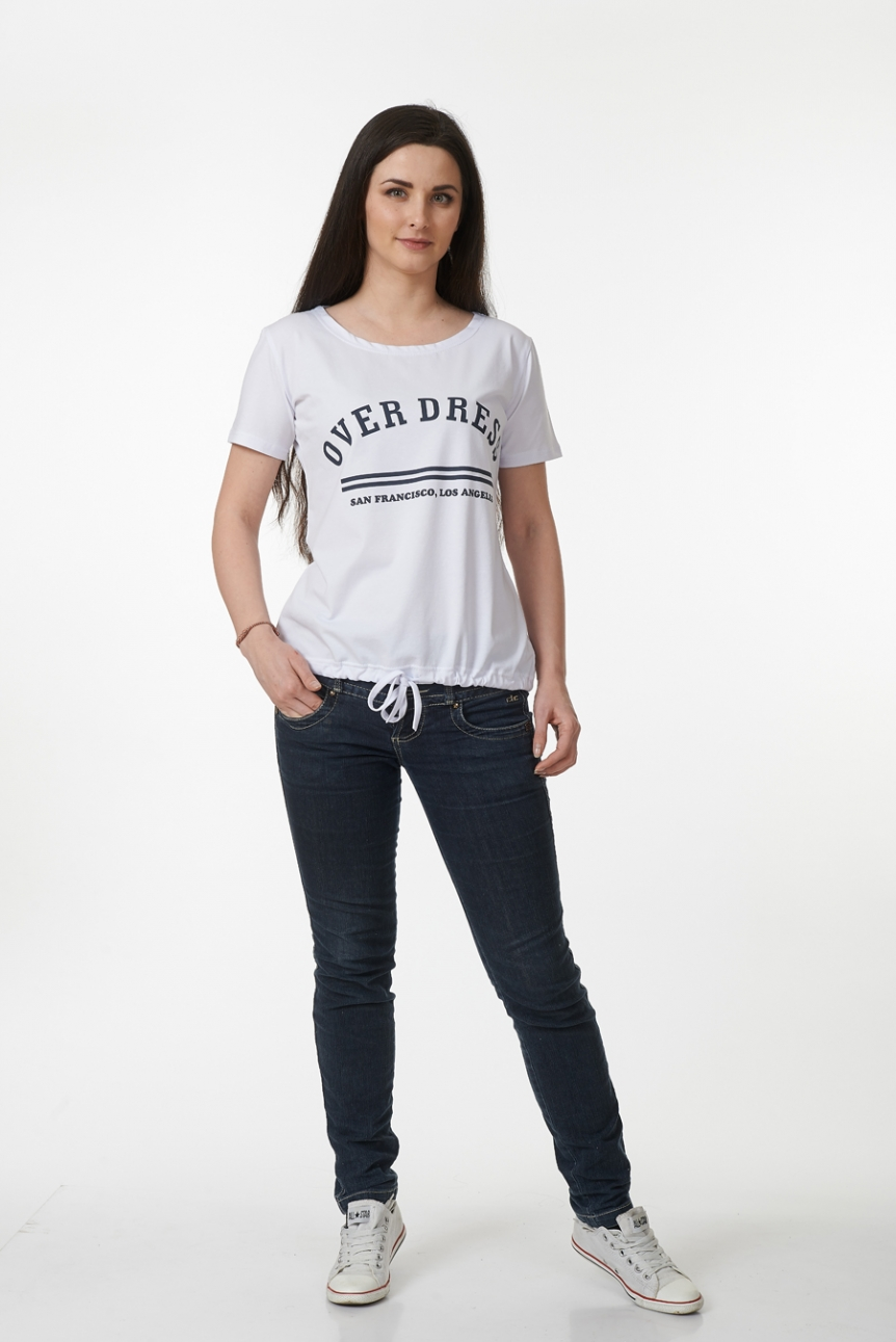 Футболка женская мод 613