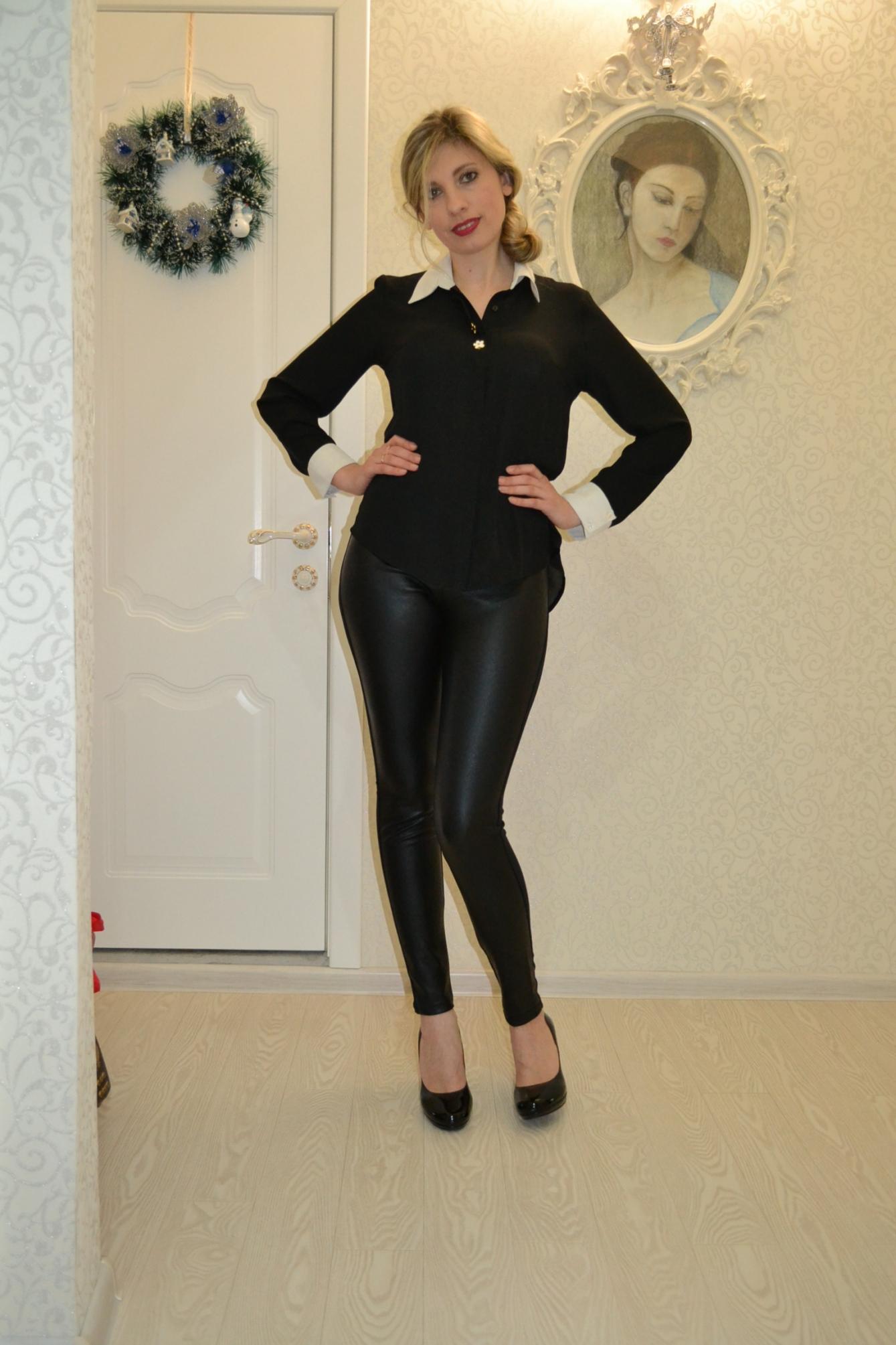 Брюки женские мод 310