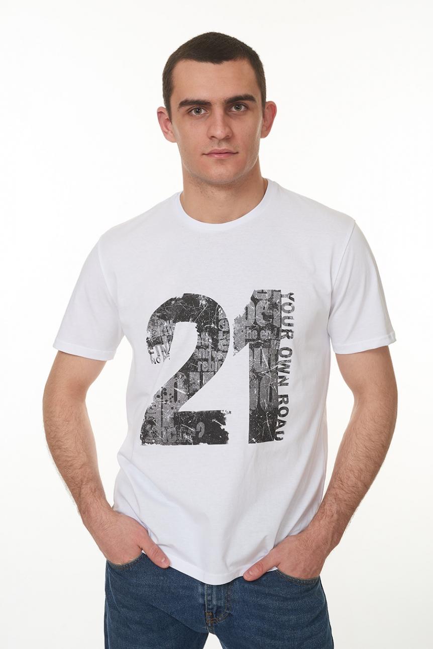 Футболка мужская мод 1002