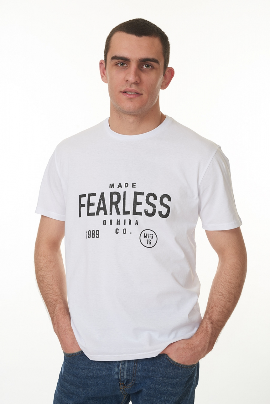 Футболка мужская мод 1003