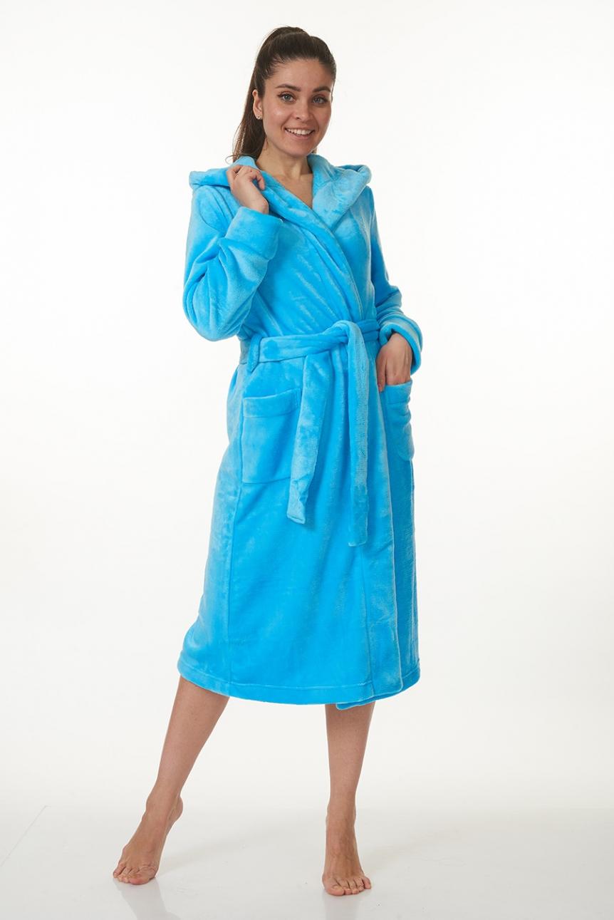 Халат женский мод 730