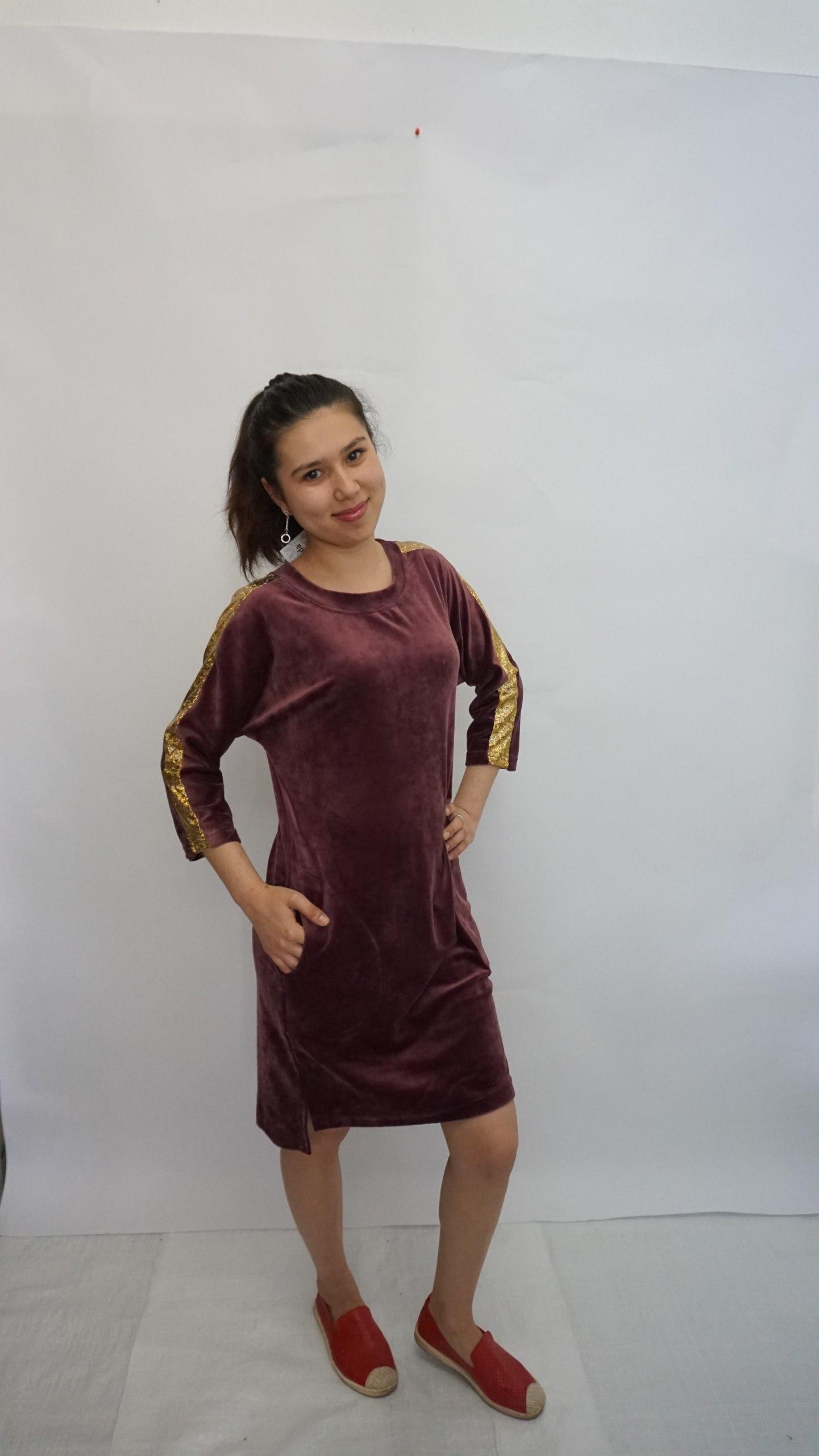 Туника женская мод 1220